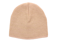 Huttelihut beanie dusty rose gold