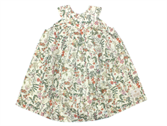 Huttelihut Sophie dress liberty tana lawn garden flowers