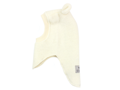 Huttelihut balaclava off-white with ears