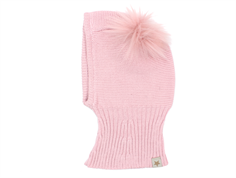 Huttelihut balaclava rose with two tassels