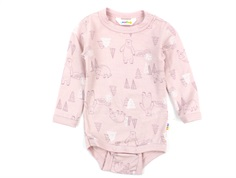 Joha body rose happy bear wool