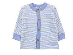 Joha blouse blue stripe cotton