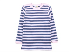 Joha blouse pink stripe cotton