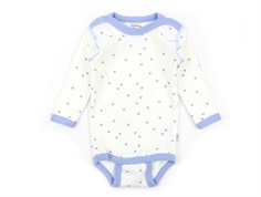 Joha body blue melange cotton