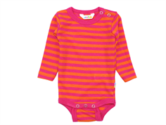 Joha body orange/pink wool