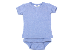 Joha body t-shirt denim melange cotton