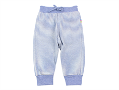 Joha pants blue stripe cotton