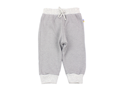 Joha pants gray stripe cotton