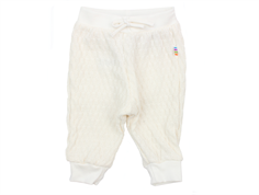 Joha pants off-white cotton