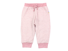 Joha pants pink stripe cotton