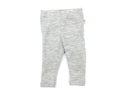 Joha leggings silver gray wool/silk