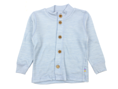 Joha cardigan blue foot wool/viscose