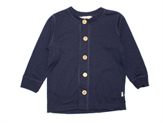 Joha cardigan navy wool