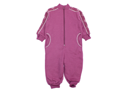 Joha jumpsuit plum wool