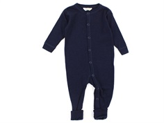 Joha nightsuit marine wool