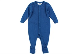 Joha nightsuit petrol wool