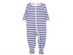 Joha jumpsuit pink stripe cotton
