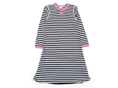 Joha nightgown bamboo stripes