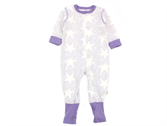 Joha nightsuit stars and spot cotton