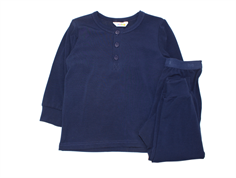 Joha pyjama set dark blue bamboo