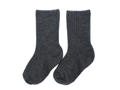 Joha socks coke melange wool