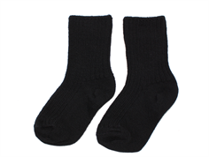 Joha socks wool black