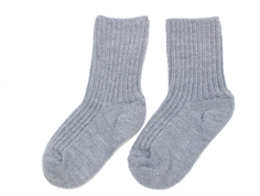 Joha socks wool gray