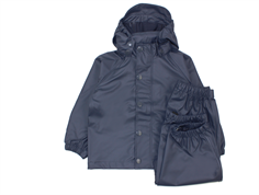 dc18ec94 Mini A Ture Juliro rainwear pants and jacket ombre blue