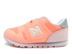 New Balance sneaker coral