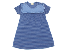 En Fant dress indigo blue