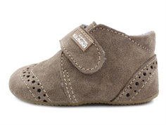 Living Kitzbühel slippers silk rain suede with wool lining