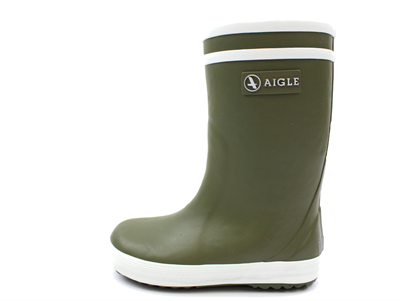 Buy Aigle Lolly Pop Fur winter rubber boot fougere with lining at ... 0cd2435ff96