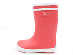 Aigle Lolly Pop Fur winter rubber boot gamelia with lining