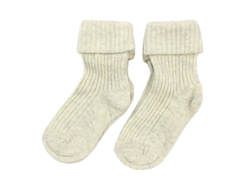 MP stockings cream melange (2-Pack)