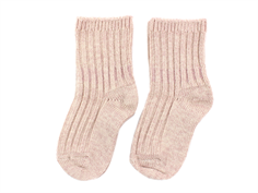 MP tights wool rose dust (2-Pack)