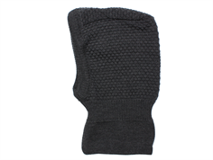MP balaclava Oslo dark gray melange wool/cotton