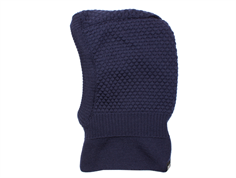 MP Balaclava Oslo balaclava dark navy wool