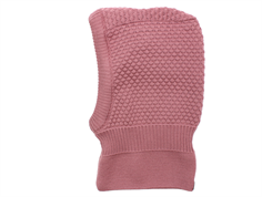 MP Balaclava Oslo balaclava rose gray wool