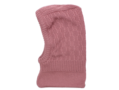 MP Balaclava Uppsala elefanthue rose gray wool