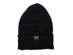 MP Chunky Oslo hat black wool