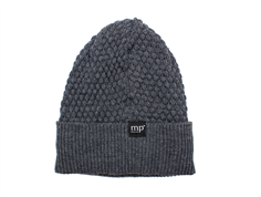 MP Chunky Oslo hat dark gray wool