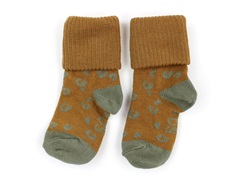 MP/Soft Gallery socks cotton brown leo (2-Pack)