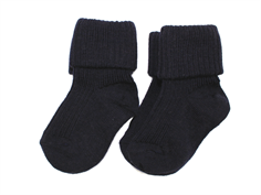 MP socks wool navy (2-pack)