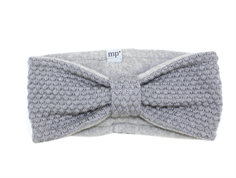 MP Oslo headband gray wool/fleece