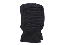 MP balaclava Oslo anthracite wool/cotton
