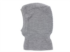 MP balaclava Oslo Gray wool/cotton