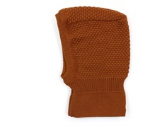 MP balaclava Oslo Windstopper rust wool/cotton