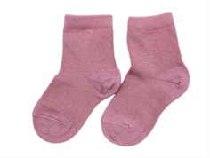 MP socks wool/cotton rose gray (2-Pack)