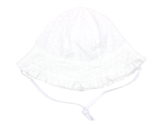 MP sunhat white