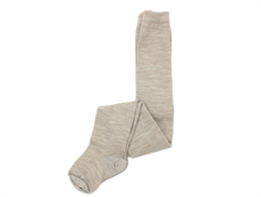 MP tights wool/cotton light brown